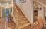 543 N Bayview Ct, Waldport, OR 97498 - Stairs To Upper Level