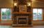 6277 NE Oar Drive, Lincoln City, OR 97367 - Fireplace