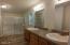 6090 NE Evergreen Ln, Newport, OR 97365 - Master Bathroom