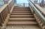 3252 SW Anchor Ave, Lincoln City, OR 97367 - Stairs to Deck