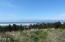 LOT 1 NW Lotus Lake Dr, Waldport, OR 97394 - Ocean view from building site