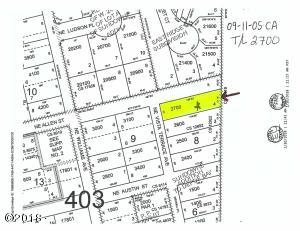100 BLK Vista Terrace Lot 4, Depoe Bay, OR 97341 - Plat Image