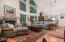 8385 NE Ridgecrest Ct, Otis, OR 97368 - Living/Dining Room