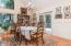 8385 NE Ridgecrest Ct, Otis, OR 97368 - Dining Room