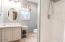 8385 NE Ridgecrest Ct, Otis, OR 97368 - Upper Level  Bathroom
