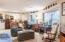 8385 NE Ridgecrest Ct, Otis, OR 97368 - Lower Level Family Room