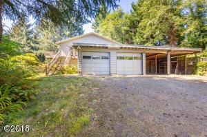 289 N Bayview Ct, Waldport, OR 97394 - Front View
