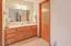 850 SW Darcy Ave, Siletz, OR 97380 - Master Bath door to walk in closet