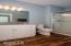 6126 NE Mast Ave., Lincoln City, OR 97367 - Garden Level Master Bathroom