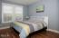 6126 NE Mast Ave., Lincoln City, OR 97367 - Garden Level Bedroom