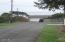 437 Aqua Vista Loop, Yachats, OR 97498 - Ocean view down street