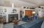 1886 NW 52nd Dr, Lincoln City, OR 97367 - Gas Fireplace