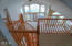 140 Fishing Rock Dr, Depoe Bay, OR 97341 - View from the staircase