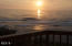 375 Monterey Ave, Gleneden Beach, OR 97388 - Sunset From Deck