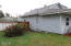 6716 SW Harbor Ave, Lincoln City, OR 97367 - Right side & yard