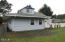 6716 SW Harbor Ave, Lincoln City, OR 97367 - Side of house