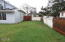 6716 SW Harbor Ave, Lincoln City, OR 97367 - Fenced yard