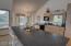 824 SE Crescent Pl, Newport, OR 97365 - Open floor plan.
