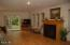 37 NE Spring Ave, Depoe Bay, OR 97341 - Huge Living Area with Patio Door to Yard