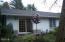 37 NE Spring Ave, Depoe Bay, OR 97341 - Rear Elevation ofHouse