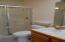 5465 El Mundo, Lincoln City, OR 97367 - Guest bath