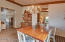 56100 High Point Rd, Otis, OR 97368 - Dining Area