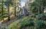 8385 NE Ridgecrest Ct, Otis, OR 97368 - Fenced Cobblestone Patio