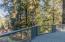 8385 NE Ridgecrest Ct, Otis, OR 97368 - Deck Off Dining Area