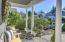 150 SW 61st St, Newport, OR 97366 - Front porch