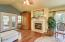 150 SW 61st St, Newport, OR 97366 - French doors to deck