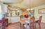 150 SW 61st St, Newport, OR 97366 - Dining and kitchen