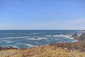 0 Rocky Creek, Depoe Bay, OR 97341 - Ocean Front Basalt Rock