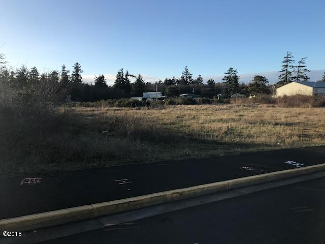 TL 801&802 S Coast Hwy, Newport, OR 97365 - Lot View from Ash St
