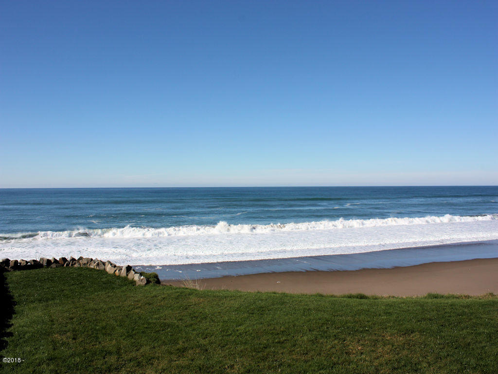 LOT 3800 Lorraine St., Gleneden Beach, OR 97388 - Crashing Waves and White Sand Beach
