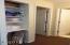 5201 SW Hwy 101, 406, Lincoln City, OR 97367 - Storage closet off bath/bedroom
