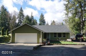 89 N. Duncan Creek Drive, Otis, OR 97368 - Sunny Exterior 1