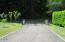 754 Hamer Rd, Siletz, OR 97380 - Gated Entrance