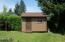 754 Hamer Rd, Siletz, OR 97380 - Garden Shed