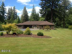 754 Hamer Rd, Siletz, OR 97380 - Front of House