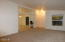 11628 SE Birch St, South Beach, OR 97366 - Living room & entry