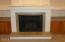 11628 SE Birch St, South Beach, OR 97366 - Gas fireplace