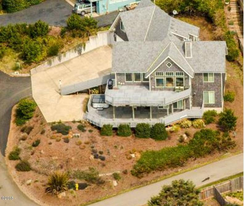 5020 NW Lee Ave, Lincoln City, OR 97367 - Bird's Eye View