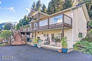 4504 E Alsea Hwy, Waldport, OR 97394 - Exterior - View 2