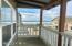 325 NW Coast Street, F, Newport, OR 97365 - Balcony deck overlooking Beach Drive