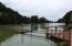 1320 S Fun River Dr, Lincoln City, OR 97367 - Boat Deck w/Mt. Views