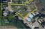 2947 NE Lake Dr, Lincoln City, OR 97367 - Aerial map