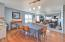 2151 NW Inlet Ave, Lincoln City, OR 97367 - Dining area