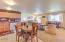2151 NW Inlet Ave, Lincoln City, OR 97367 - Full kitchen in lower level