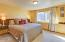 2151 NW Inlet Ave, Lincoln City, OR 97367 - Lower level bedroom