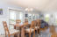 2742 SW Anchor Ave, Lincoln City, OR 97367 - Top floor dining area
